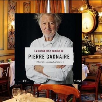 Pierre Gagnaire s'invite à la carte du Procope