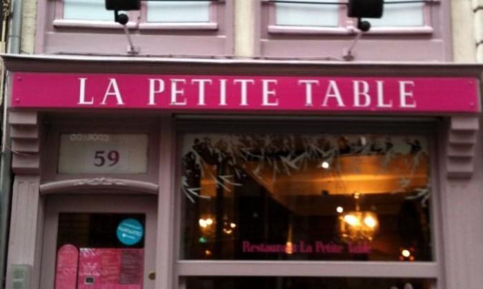 Photo La Petite Table