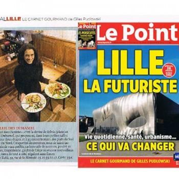 La Petite Table « Lille: le soleil des Duhamel »