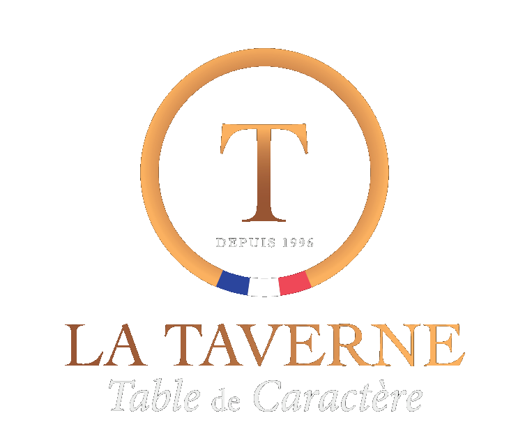 Logo La Taverne Table de Caractère - Chasseneuil