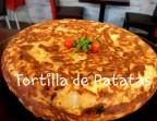 Photo Tortilla de patatas - Restaurant El Tio