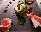 Photo Foie gras y Jamon de Pata Negra - Restaurant El Tio