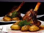 Photo Souris d'Agneau confite, jus d'agneau corsé - Restaurant El Tio