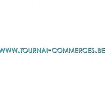 Les commerces à Tournai
