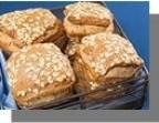 Photo Petit pain aux céréales, 65 g - La Toque Verte
