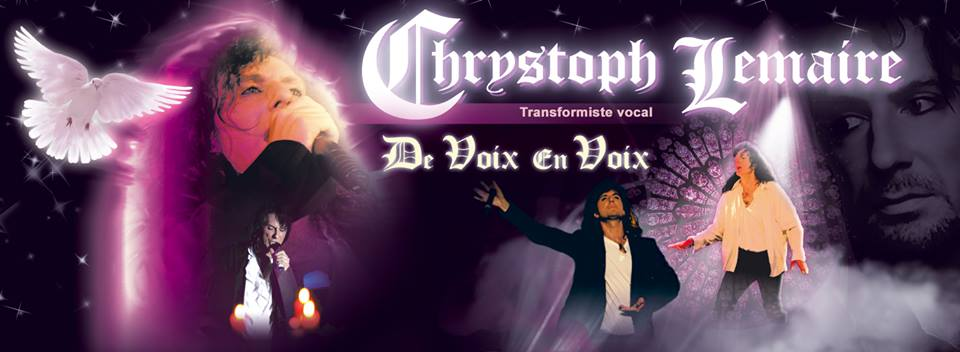 Diner spectacle CHRYSTOPHE LEMAIRE