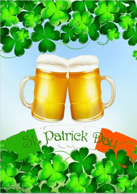 Soirée de la Saint Patrick