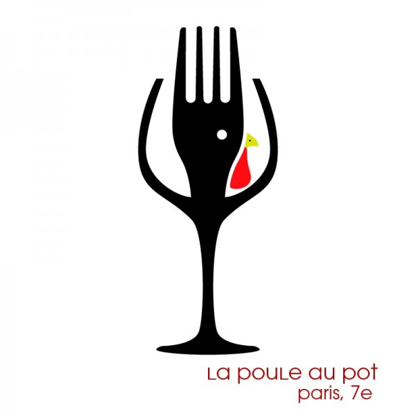 Logo La Poule au Pot Paris 7