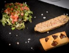 Photo Foie gras et son financier - Le Buldo