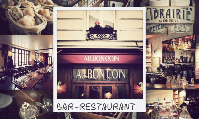 au bon coin restaurant gastronomique paris. Black Bedroom Furniture Sets. Home Design Ideas