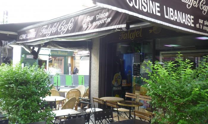 Photo Falafel café