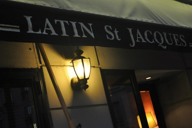 Photo Le Latin Saint Jacques