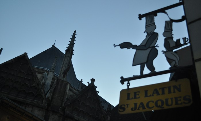 Photo Le Latin Saint Jacques