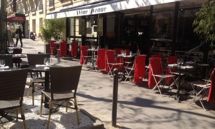 Photo XVème Avenue