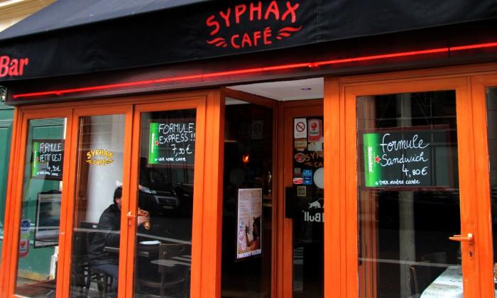Photo Le Syphax Café