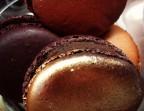 Photo MINI MACARONS CHOCOLAT D'ORIGINE - La Toque Verte