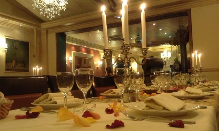 Restaurant A Volonte Libanais Paris