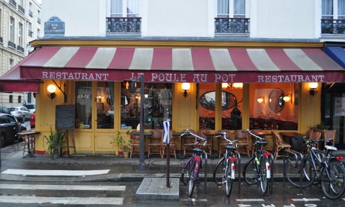 Photo La Poule au Pot