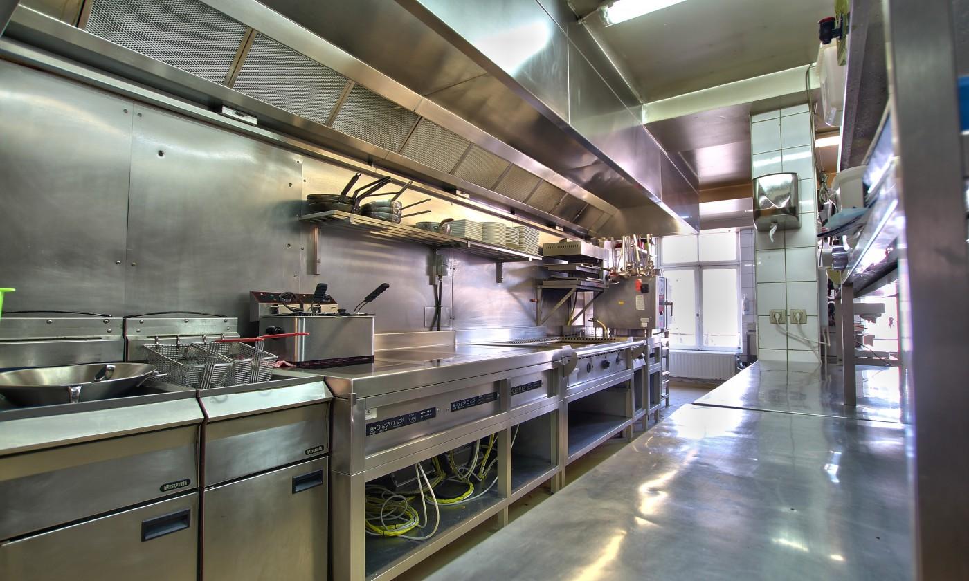 Photos ambiance plats l 39 entr e des artistes bruxelles for Ambiance cuisine bruxelles