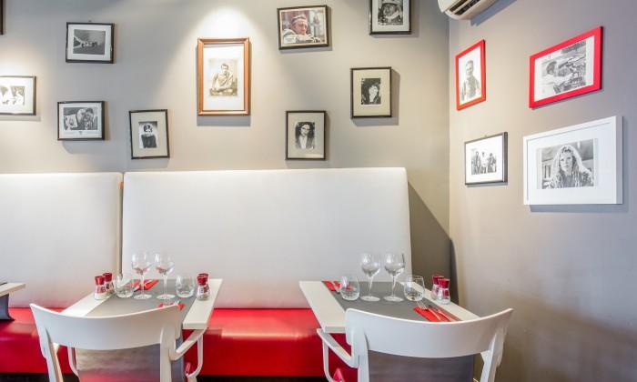 Le restaurant / Juin 2017