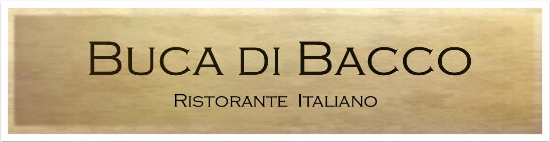 Logo Buca Di Bacco