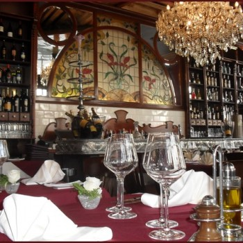 Haute gastronomie italienne au Buca di Bacco
