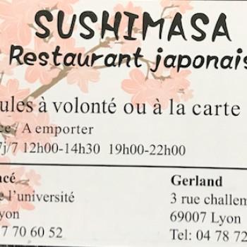 Sushimasa Gerland