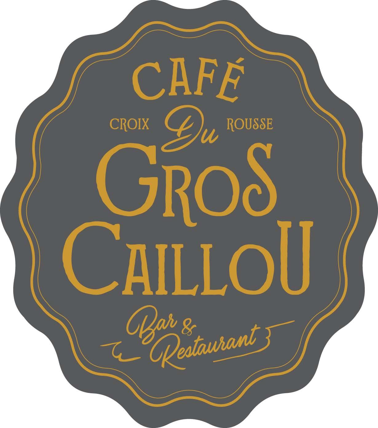 Logo Café du Gros Caillou