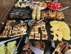 Photo Le buffet proposé par notre Chef évolue chaque dimanche :  - Les petits plats