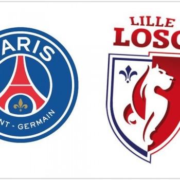PSG VS LILLE LIGUE 1