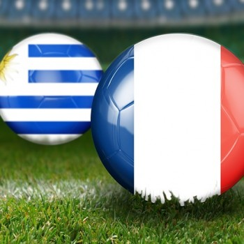 FRANCE VS URUGUAY AMICAL