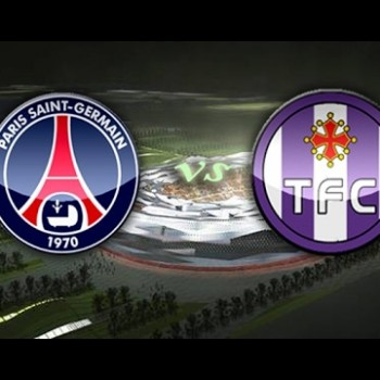 PSG VS TOULOUSE LIGUE 1