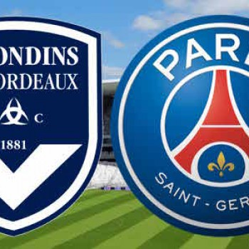 BORDEAUX VS PSG LIGUE 1