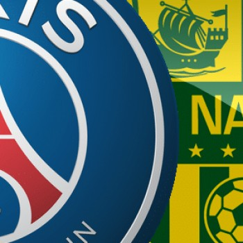 PSG VS NANTES LIGUE 1