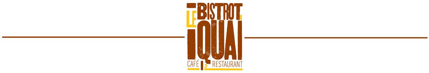 Logo Le Bistrot Quai