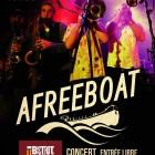 Concert live AFREEBOAT entrée gratuite