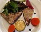 Photo Terrine du Bistrot, pickles de légumes - Le Bistrot Quai