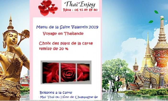 Saint Valentin 2019