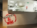 Burger & Wine Confluence