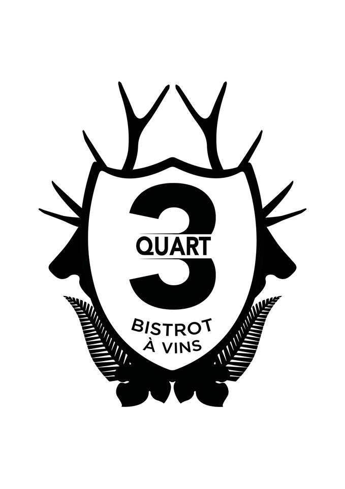 Logo Le Trois-Quart Vente A emporter