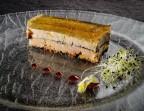 Photo Pressé de foie gras de canard à la vanille, gelée  de mangue et pain grillé.+3€/ 13€ - Le Pavillon de Bailly