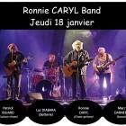 Soirée Musicale « Ronnie Caryl Band »