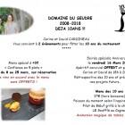 2008-2018 : 10 ANS Déjà!!! Menu spécial du 08 au 25 mars