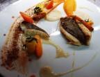 Photo St Pierre façon Meunière, déclinaison de carottes  - LE DOMAINE DU SEUDRE