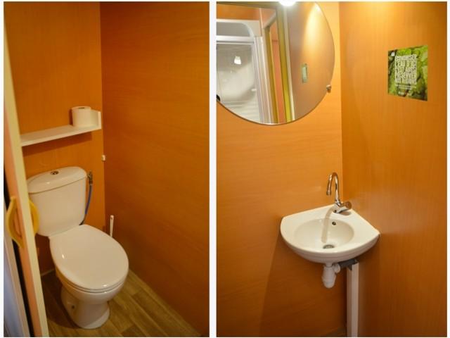 LE DOMAINE DU SEUDRE espace sanitaire