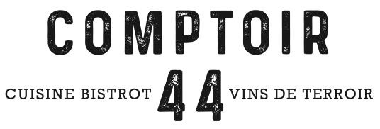Logo Brasserie Comptoir 44