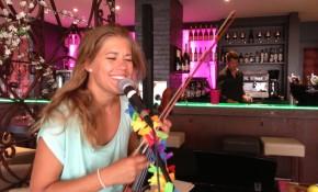 Concert avec Sofia au Barrio le jeudi 25/09 à 20H