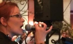 Cabaret chantant avec Mad'moiselle Anne - samedi 22 mai à partir de 19H30