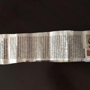 Article du sud-ouest du 4 mai 2016