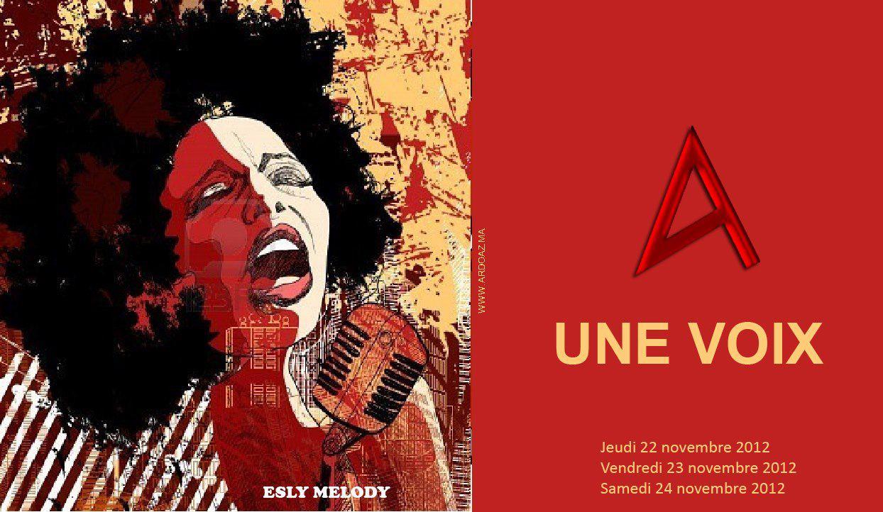 Concert avec ESLY MELODY au Barrio - vendredi 10 février